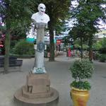 Statue of Niels Henrik Volkersen