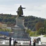 Léon Gambetta statue
