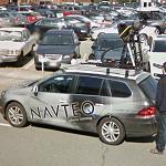 Navteq Car - Google rival