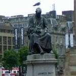 James Watt (Born 1736 - Died 1819) (StreetView)