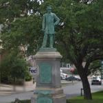 Admiral Raphael Semmes statue (StreetView)