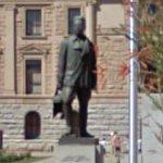 Lt. Frank Luke, Jr. statue
