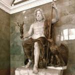 Statue of Jupiter (StreetView)