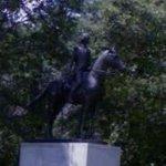 Bernardo de Gálvez statue