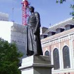 Statue of George Canning (StreetView)