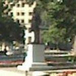 Hans Christian Heg statue