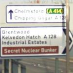 Directions to a Secret Nuclear Bunker (StreetView)