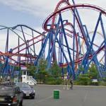 Superman: Ultimate Flight Roller Coaster