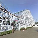 White Canyon Wooden Roller Coaster (StreetView)