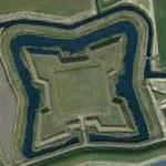 De Schans fortress (Google Maps)