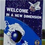"""Welcome In a New Dimension"""