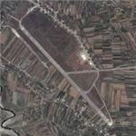 Berat-Kuçovë Air Base (Google Maps)