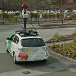 Google car (StreetView)