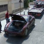 Ferrari 599 GTB Fiorano (StreetView)