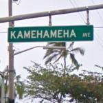 Kamehameha Ave