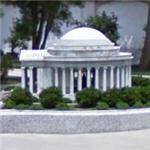 Mini Jefferson Memorial