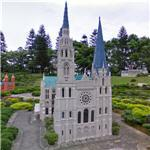 Mini Chartres Cathedral (StreetView)