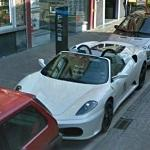 Ferrari F430 Spyder (StreetView)