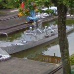 Mini Cheng Kung class frigate (Oliver Hazard Perry class)