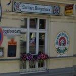 Berliner Bürgerbräu brewery