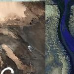 Colorado River Delta (Google Maps)