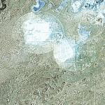 White Sands Missile Test Range (Google Maps)