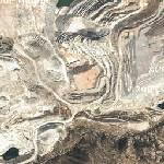 Arizona Copper Mine (Google Maps)
