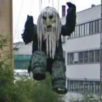 Monster (StreetView)