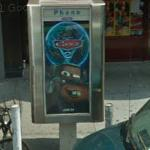 Cars 2 (StreetView)