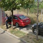 Good parking (StreetView)
