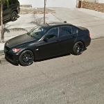 BMW 3 series (matt)