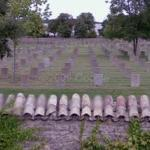German War Cemetery Dagneux