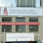DVD on Canal Street (StreetView)