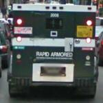Armored vehicle (StreetView)