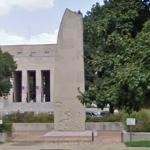 World War II Memorial St. Louis (StreetView)