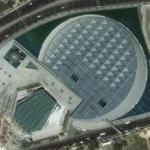New Library of Alexandria (Google Maps)