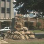 War Memorial Anniston