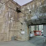 Dora 2 U-boat bunker (StreetView)