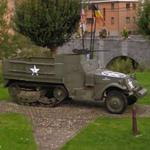 M3A1 personnel carrier (StreetView)