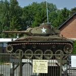 M24 Chaffee Light Tank (StreetView)