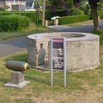 "MG-Bunker ""Marinepeilhauptstelle Brügge"" - Kasteel ""Ter Linden"""