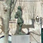 Paul Demarne statue