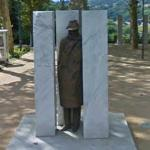 Jean Moulin Memorial (StreetView)