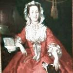 'Miss Mary Edwards' by William Hogarth