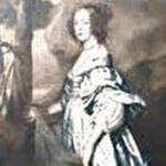 'Anne, Countess of Clanbrassil' by Anthony Van Dyck