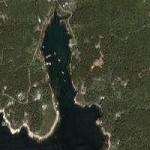 Christmas Cove, Boothbay Harbor (Google Maps)
