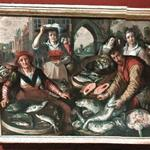 'The Four Elements: Water' by Joachim Beuckelaer