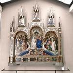 'Coronation of the Virgin' by Lorenzo Monaco