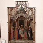 'Presentation of Jesus in the Temple' by Ambrogio Lorenzetti