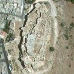 Masyaf Castle (Google Maps)